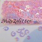 Pink swirls Spangles