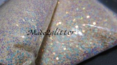 Ivory glitter dots