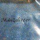 Matte Blue extra fine glitter