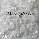 White Mylar Shreds