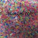 Matte glitter mix