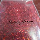 Holographic Red tinsel