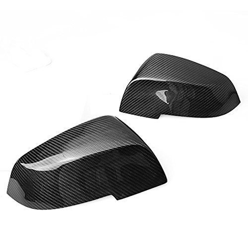 Hot Real Carbon Fiber Rearview Mirror Covers For 12-14 BMW F30 F31 3-Series 3...