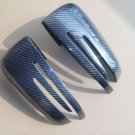 Carbon Fiber Mirror Covers For Mercedes Benz C63 AMG W204 2011-2014