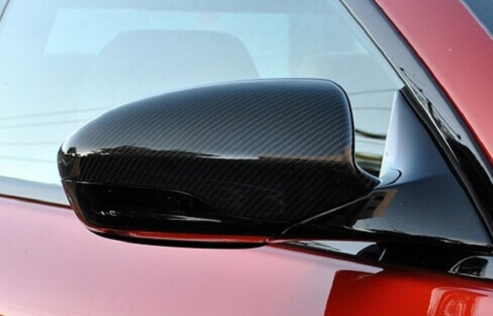 Carbon Fiber Mirror Covers For BMW M6 F12 F13 F06 2012-2015