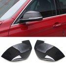 Carbon Fiber Side Mirror Cap Covers Set BMW F30 F31 3 Series 320i 325i 328i 335i