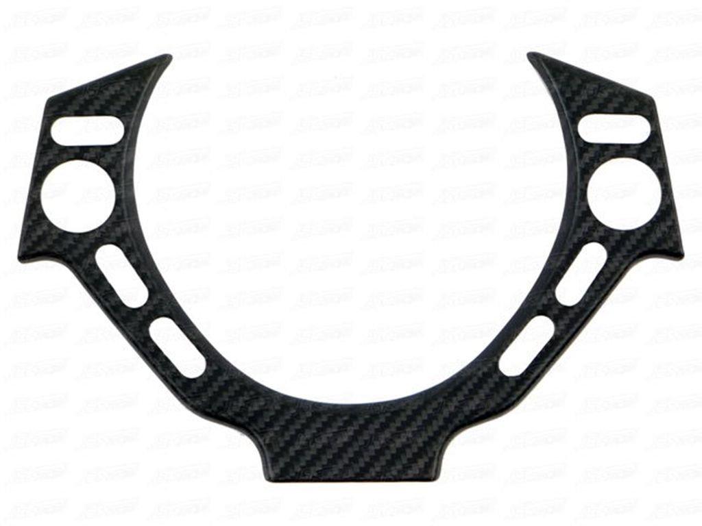 Carbon Fiber Steering Wheel Covers For Nissan R35 GTR GT-R 2008-2014