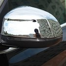Chrome ABS Mirror Covers for BMW X4 2014 2015
