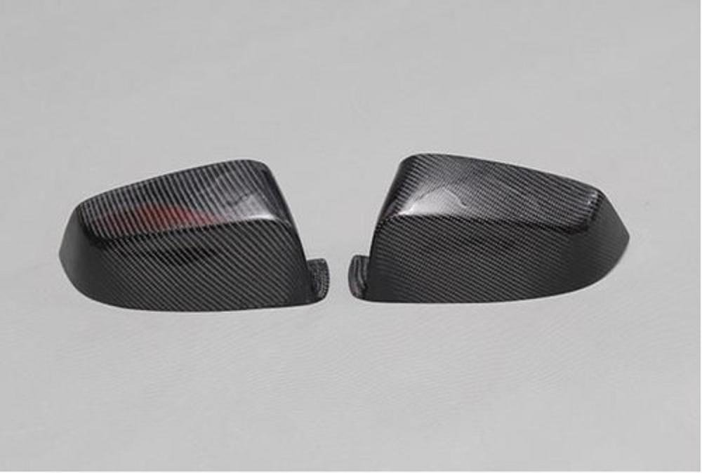 Carbon Fiber Mirror Covers For BMW 6 Series Convertible F12 640i 650i 2011-2014