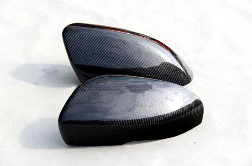 Carbon Fiber Mirror Covers For Land Rover Discovery LR4 2014