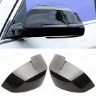 Carbon Fiber Side Mirror Cap Covers for BMW 5 Series 520/528/530/535 2014-2015