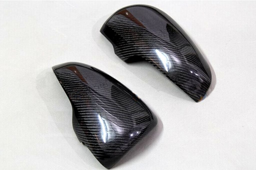 For Toyota Prius 2009-2014 Carbon Fiber Mirror Covers Replacement