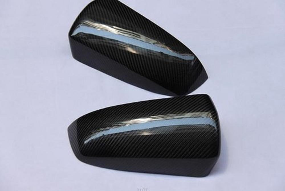 Carbon Fiber Mirror Covers For BMW X5 E70 2007-2013