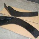 Universal Carbon Fiber Front Splitters D-Style for BMW X1 X3 X4 X5 X6 Z3 Z4 i3 i8 Z8 E63 E64 F20 F21