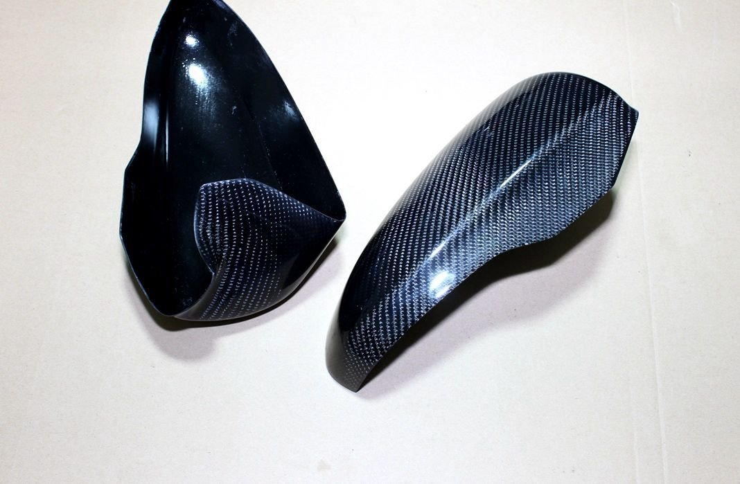 For BMW M5 F10 2011-2015 Carbon Fiber Mirror Covers
