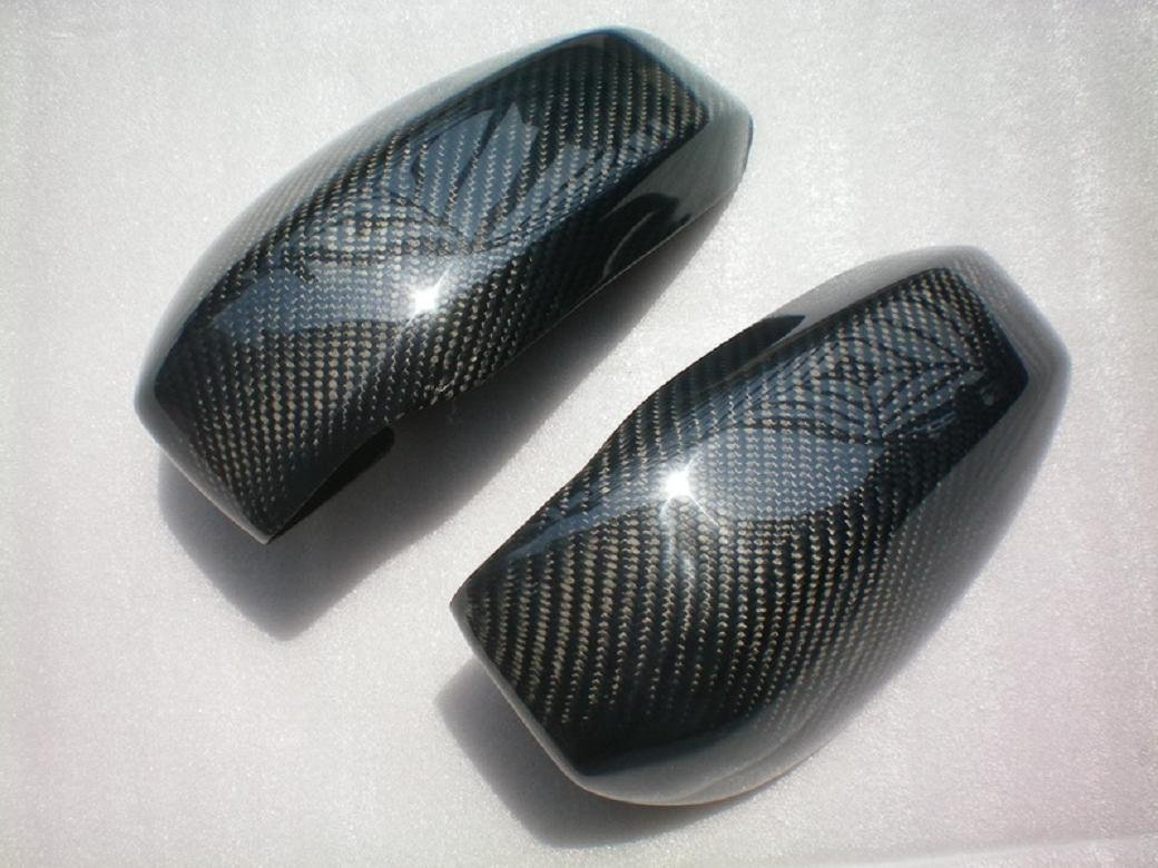 Carbon Fiber Mirror Covers For Infiniti G35 Goupe 2002-2007