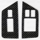 Carbon Fiber Interior Window Switch Panel LHD For Nissan R35 GTR GT-R 2008-2014