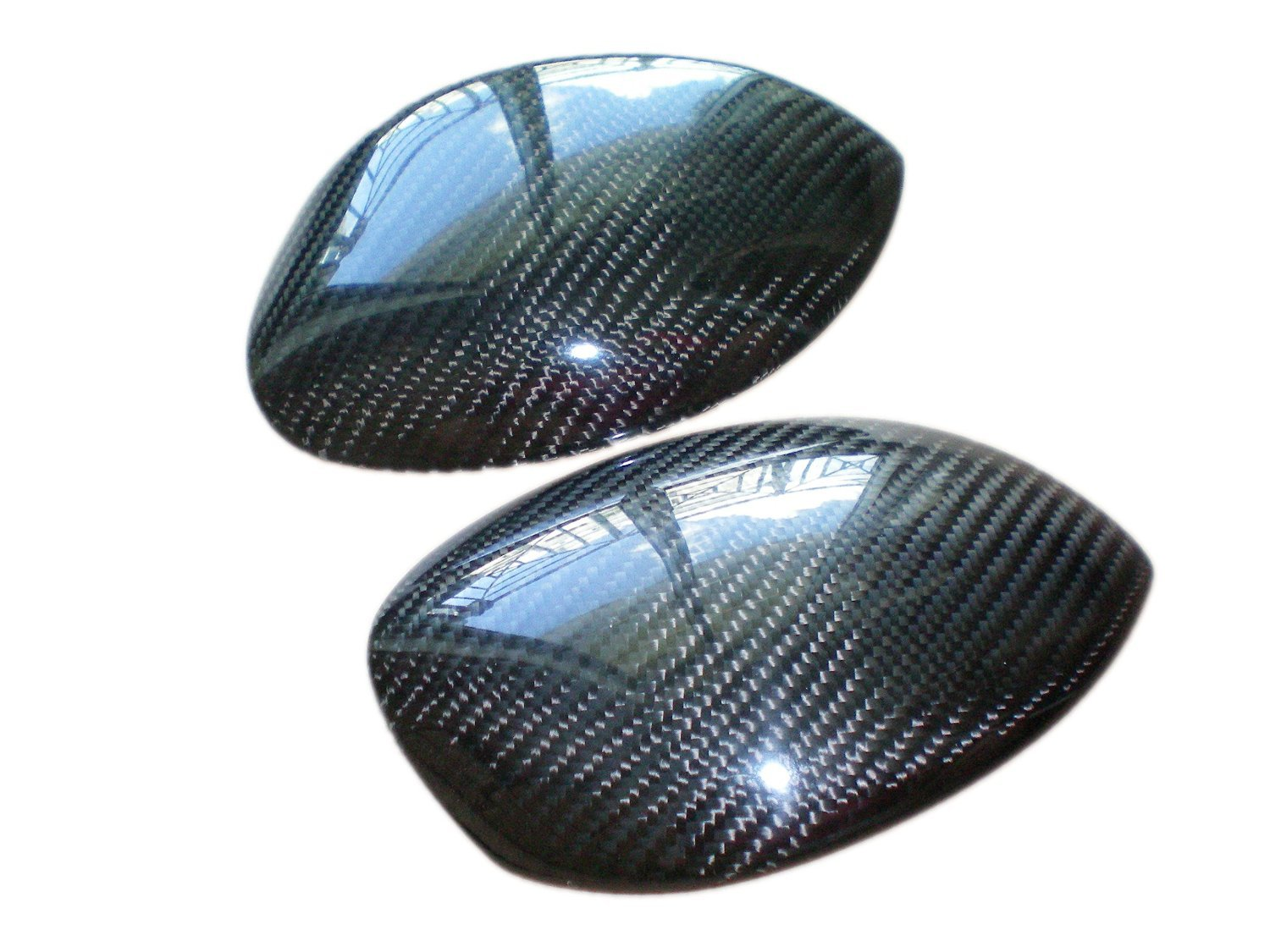Carbon Fiber Mirror Covers For Peugeot 206 206CC