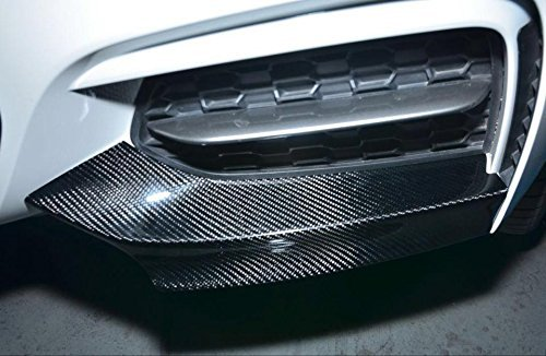 Carbon Fiber Front Lip Spoilers For BMW 2 Series F22 M235i 2013-2015