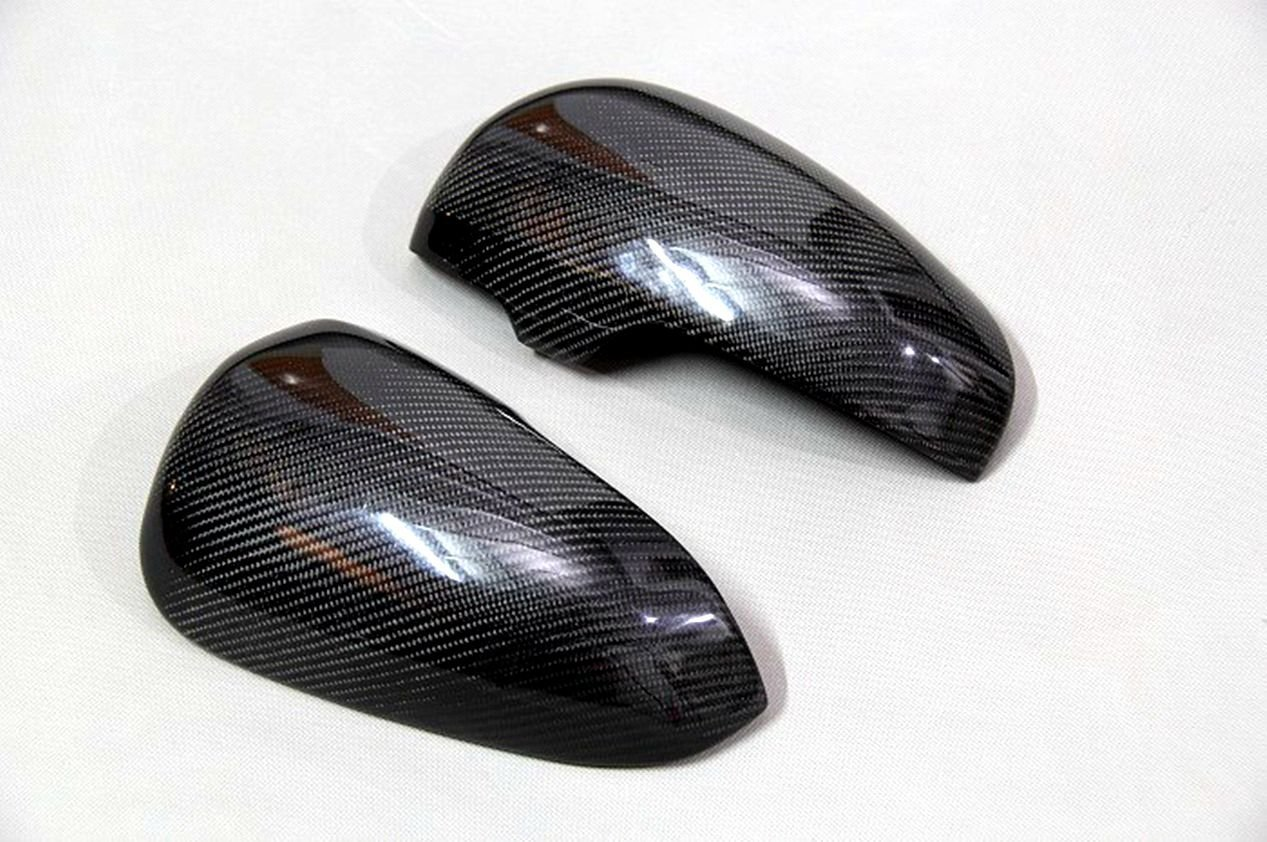 Carbon Fiber Mirror Covers For Toyota Carmy 2011-2014