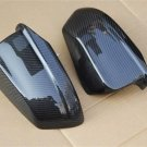 For BMW 5 Series F10 2009-2013 B-style Carbon Fiber Mirror Covers Replacement