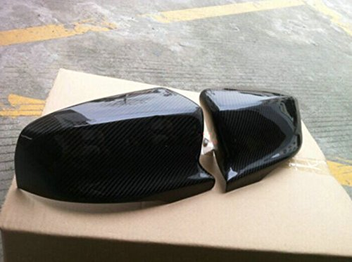 Carbon Fiber Mirror Covers For BMW X5M 2009-2013