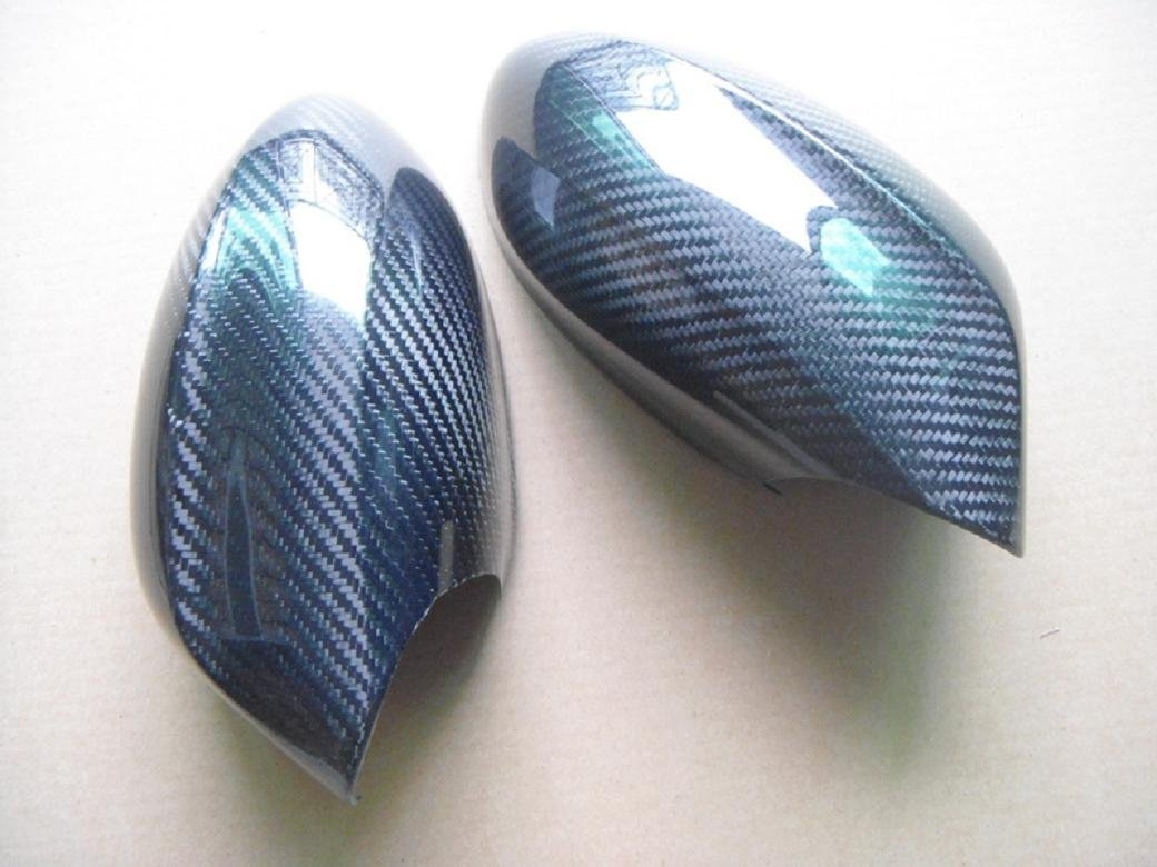 Carbon Fiber Mirror Covers Replacement For BMW Z4 E89 2009-2014