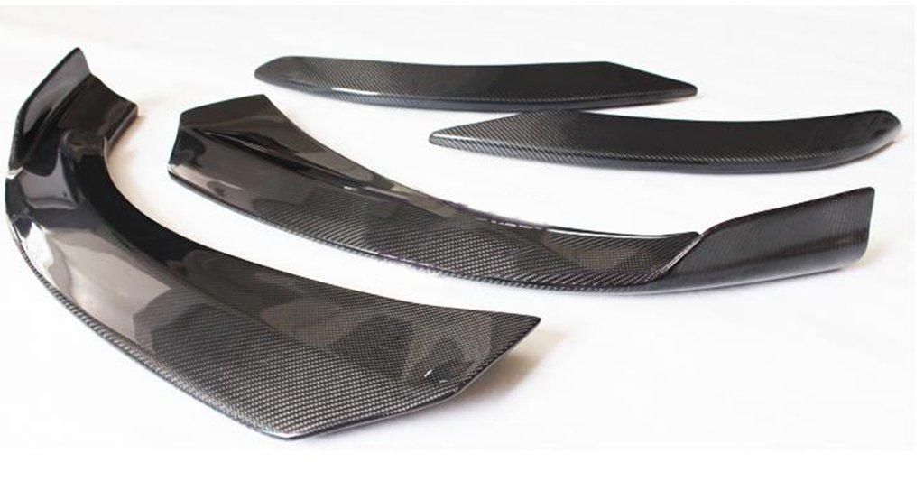 Carbon Fiber Front Lip Spoiler For Mercedes Benz CLA-Class W117 CLA180 CLA200 CLA250 2013-2015