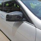 For Mercedes Benz CLA C117 2013-2015 Carbon Fiber Mirror Covers