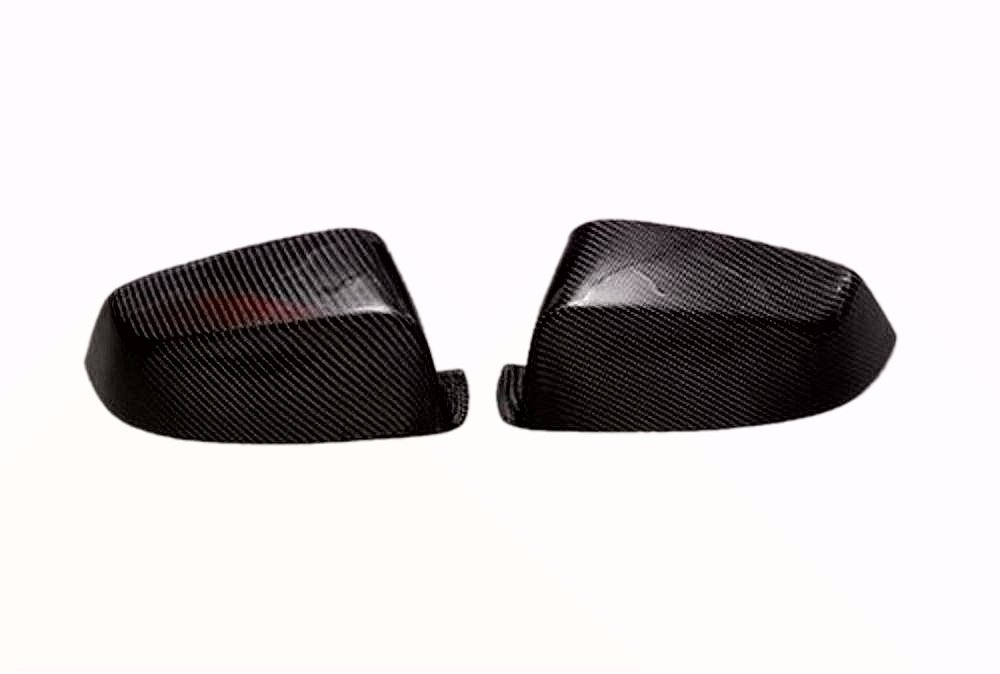 For BMW 6 Series Coupe F13 640i 650i 2011-2014 Carbon Fiber Mirror Covers