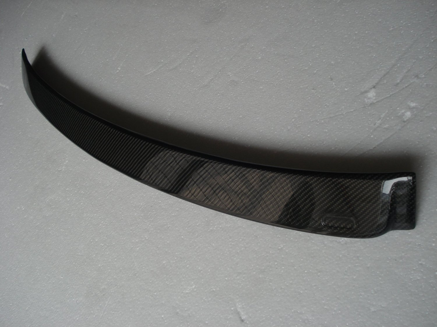 Carbon Fiber Roof Spoiler For BMW 3 Series E90 2005-2011