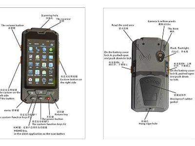 RFID Handheld Reader