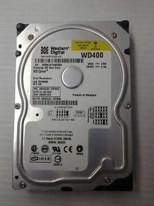Western Digital Caviar WD400BB 40GB Desktop Hard Drive