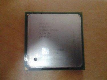 Intel® Pentium® 4 SL79K 2.80GHz Processor