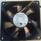 3-Pin FoxConn PV802512L Brushless Computer Fan 12VDC-0.20A 80x80x25mm