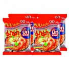 4PSC BIG PACK MAMA Tom Yum Goong Spicy Thai Instant Noodles Thai Food Shrimp