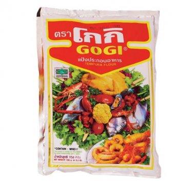 GOGI Tempura Flour Thai Product 150 g For Cooking