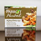 Parrot Herbal Soap Moringa mix turmeric and licorice 100g.