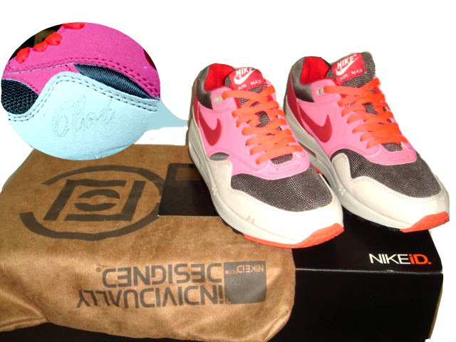 Nike CLOT x Kanye West x Edison Chen Air Max size 12