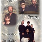 Sample Family Generations Digital page