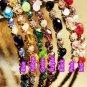 Beautiful Stylish Multicolor Fashion Retro Red Crystal Rhinestone Hair Band Headband