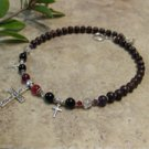 Prayer Necklace for Women (The Calvary) Edition