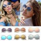 Fashion Women Cat Eye Sunglasses Women Mirror Diamond Glasses Shades UV400