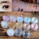 HOT 13 Colors Glitter Powder Eyeshadow Makeup Cosmetic Pigment Eye Shadow Set FT