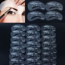 24PCS Lots Eyebrow Shaping Stencils Grooming Kit Makeup Shaper Set Template Tool