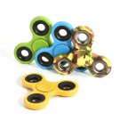 Tri-Spinner Fidget Toy Ceramic EDC Hand Finger Spinner Desk Focus Stress Gift FT