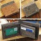 Fashion Cool Men's Leather Bifold Wallet Credit Card Holder Clutch Pockets Purse