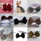 New Adorable Fashion Dog Cat Pet Puppy Kitten Toy Bow Tie Necktie Collar Clothes