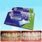 Amazing Unisex Teeth Whitening Strips Tooth Bleaching Whiter Whitestrips FT58