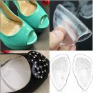 3Pairs Useful Cool High Heel Gel Cushion Insert Insoles Front Pad Shoe Foot Care